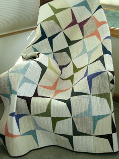 corduroy boomerangs:The Snarky Quilter