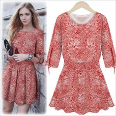 ♥ Free shipping to United States ♥ Note: This item is a pre-order item which require min. 12 days for processing before dispatch Product Condition : Brand New Korea Import Product Measurement :  Shoulder 36cm, Bust 44cm, Sleeve 45cm, Waist cm, Hip cm, Total length 87.5cm Instant inquiry via m...