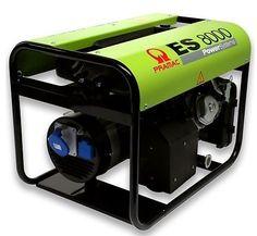 Generadores electricos Pramac Es8000