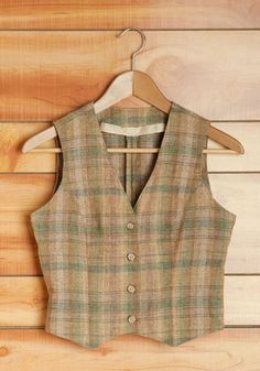 SOLD   Vintage Skiffle Band Vest   Mod Retro Vintage Vintage Clothes   ModCloth.com