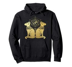 Check this Egyptian Cat Goddess Bastet Sphinx Eye Of Ra Hoodie-Veotee . Hight quality products with perfect design is available in a spectrum of colors and sizes, and many different types of shirts! Egyptian Cat Goddess, Egyptian Cats, Eye Of Ra, Hoodies, Sweatshirts, Designs To Draw, Types Of Shirts, Crew Neck Sweatshirt, Eyes