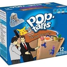 Delicious And Fairly Unique Poptart Flavors To Explore - We share because we care. A resource for sharing the latest memes, jokes and real stuff about parenting, relationships, food, and recipes Funny Food Memes, Crazy Funny Memes, Food Humor, Really Funny Memes, Stupid Funny Memes, Funny Relatable Memes, Memes Humor, Hilarious, Funniest Memes