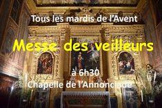 DERNIÈRE MESSE DES VEILLEURS À MARTIGUES MARDI 19 DÉCEMBRE