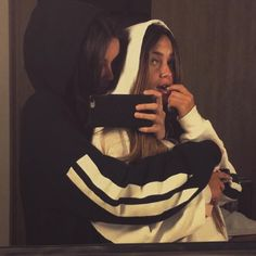 Claudia Tihan and Madison Beer / wifies