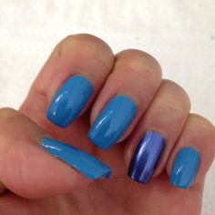 OPI - No Room for the Blues & Into the Night