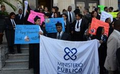 Fiscales Suspenden El Paro Convocado Para Hoy, Marcharán Hacia El Palacio Nacional