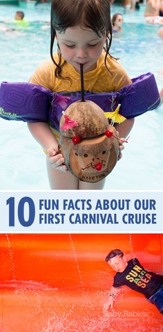 Tag along with this family of four as they share the experiences of their first cruise vacation ever.