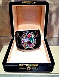 Verdura 75th anniversary collection Theodora cuff