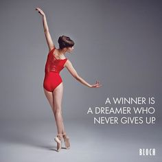 A winner is a dreamer who never gives up. Dancer Quotes, Ballet Quotes, Ballerina Quotes, Dance Motivation, Morning Motivation, All About Dance, Just Dance, Dance Memes, Learn To Dance