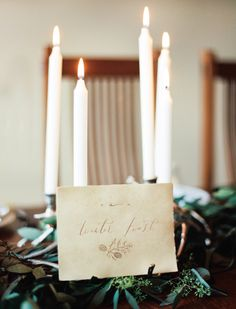 Winter feast with The Heirloom Blog.