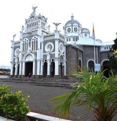 Nuestra Señora de los Ángeles Basílica, Cartago, Costa Rica