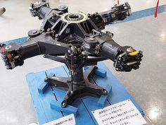 OH-6J ローターヘッド