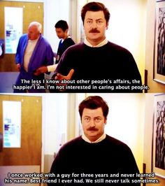 34 Times Ron Swanson Was Our Hero