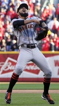 San Francisco Giants - Sergio ROMO !!