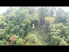 Coral Flyer Zipline soft-launch in #KotaKinabalu today. It's an island-to-island zipline in the Tunku Abdul Rahman Marine Park, which is about 10 minutes by boat form the city. Something exciting to liven up your serene island hopping in #Sabah, #Borneo.