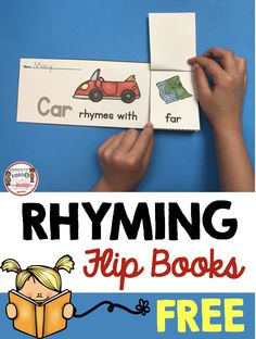 Rhyming — Keeping My Kiddo Busy