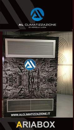 #ARIABOX    Sistema #CONDIZIONAMENTO   in #POMPA_DI_CALORE    per grandi superfici industriali ed artigianali, spesso associate ad altezze interne tra i 4 m e 10 m con ampie superficie di lavoro. E' un impianto di climatizzazione e trattamento d'aria dedicato ad aziende di stampo commerciale ed industriale Per info Tel.0302711758 www.alclimatizzazione.it