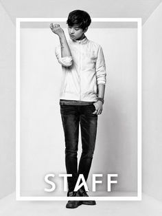 VIXX - N - STAFF lookbook & Jakapo