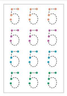 Preschool Workbooks, Printable Preschool Worksheets, Preschool Writing, Numbers Preschool, Kindergarten Math Worksheets, Preschool Learning Activities, Preschool Curriculum, Teaching Kids, Math For Kids
