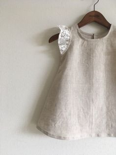 Sewing baby clothes girl toddlers Ideas Source by coeurdechardon clothes Sewing Baby Clothes, Baby Kids Clothes, Baby Sewing, Diy Clothes, Tennis Clothes, Dress Sewing, Summer Clothes, Baby Girl Fashion, Kids Fashion