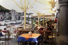 Descansos y vacaciones en restaurantes ante caída de ventas