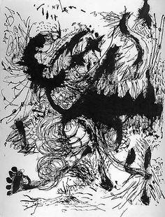 Jackson Pollock (American, Cody, Wyoming 1912–1956 East Hampton, New York ) Untitled