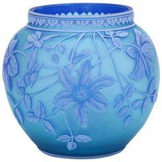And Children Women Vintage Handmade German *theo Kuhn* Porcelain Vase Suitable For Men