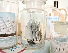 ship bottles