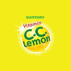 CC lemon - Lemon-flavored soft drink, 1994 by Suntory japan