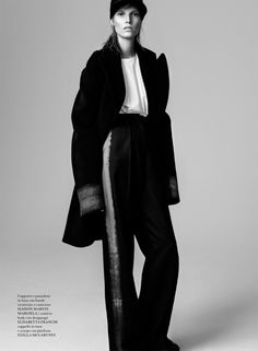 Suvi Koponen by Claudia & Stefan for Flair Magazine Issue 6