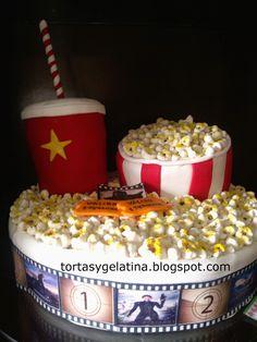 Vamos al Cine!!! - Avilas Cake