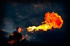 Fire Blower.