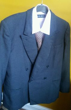 ddae5b89c64 3 piece Vintage Suit from 70s Henry Poole   CO Need some Repair Henry Poole