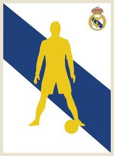 Soccer players by Bo Lundberg, via Behance
