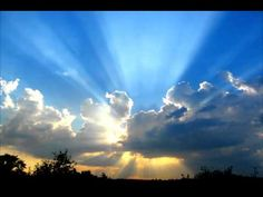 Jesus christ in heaven coming out of clouds with sun rays in sky free powerpoint templates ppt themes presentation backgrounds Presentation Themes and Graphics La Salette, 4 Wallpaper, Sunset Wallpaper, Computer Wallpaper, Wallpaper Downloads, Desktop Wallpapers, Wallpaper Backgrounds, Les Continents, Photoshop