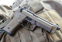 The new Beretta M9A3. Will this be the new handgun for the US Armed Forces?