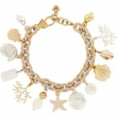 Reef Charm Bracelet  available at #Brighton