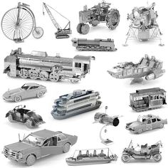 DIY 3D Metal Puzzles - Cars     Tag a friend who would love this!     FREE Shipping Worldwide     Get it here ---> https://www.hobby.sg/diy-3d-metal-puzzles-for-children-adults-model-jigsaw-metal-taxi-crane-bike-ford-nissan-car-tramcar-puzzles-educational-toys/    #Scooters