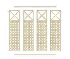 13 Best Porch Divider Images In 2013 Garden Fencing