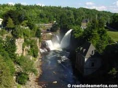 Ausable Chasm, Ausable Chasm, New York