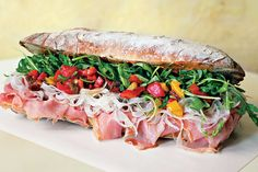 A larger Alidoro sandwich shop is coming to Midtown! 18 E. 39th St., nr. Madison Ave.
