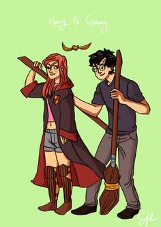 sophiesticated18:  HPShipweeks: week 1 Harry/Ginny