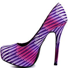 Cheker - Purple  Shoe Republic $59.99 in love!!