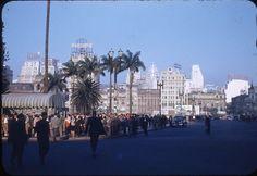 Viaduto do Chá, 1958