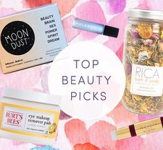 Our beauty editor tests hundreds of products each month, so when something stands out, she yells it from the rooftops. Here are her February favorites.