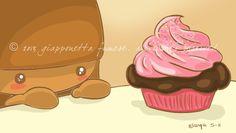 Hmm... cupcakes...