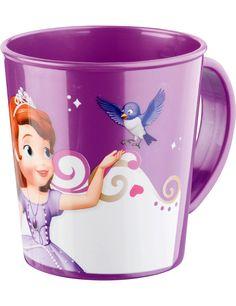 Taza de plástico Princesa Sofía™