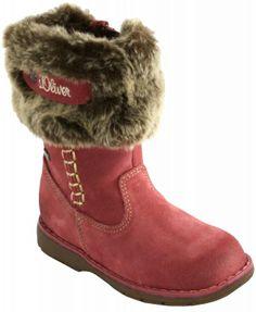 s.Oliver gyerek bőr csizma Boots, Winter, Fashion, Crotch Boots, Winter Time, Moda, Fashion Styles, Shoe Boot, Fashion Illustrations