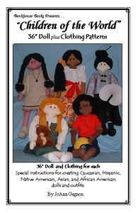 life-size doll pattern Homemade Dolls, Plus Clothing, Service Projects, Crates, Family Guy, Wool, Patterns, Comics, Children