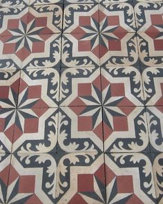 French floor Bourgogne